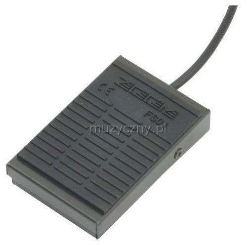 ZooM FS01 przełącznik nożny, FS 01