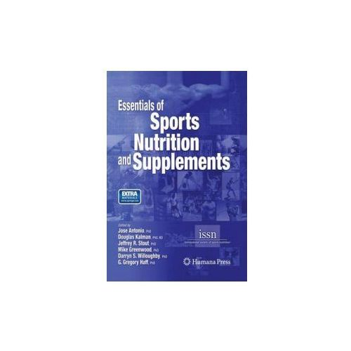 Essentials of Sports Nutrition and Supplements (9781627038157)