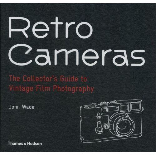 Retro Cameras, oprawa twarda
