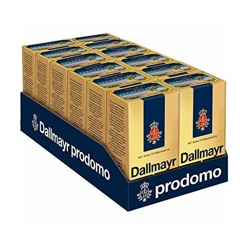 Dallmayr Prodomo - 12 x 500g - mielona Dallmayr Prodomo 500g mielona 12 sztuk (4008167103790)