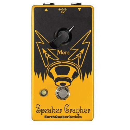 Earthquaker devices speakercranker v2 overdrive efekt do gitary elektrycznej