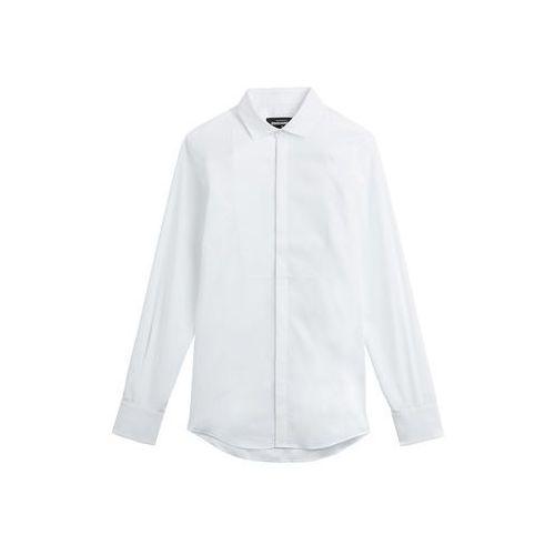 Stretch Cotton Shirt Gr. 48 - produkt z kategorii- koszule męskie