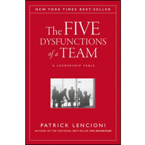 Five Dysfunctions of a Team: A Leadership Fable (240 str.)