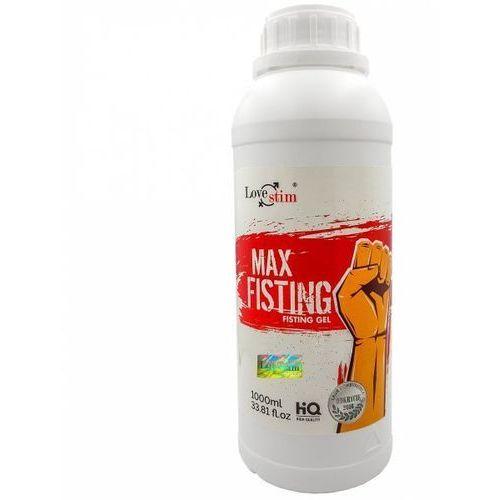 Lovestim Max fisting gel 1000ml żel do maxymalnego fistingu (5903268071216)