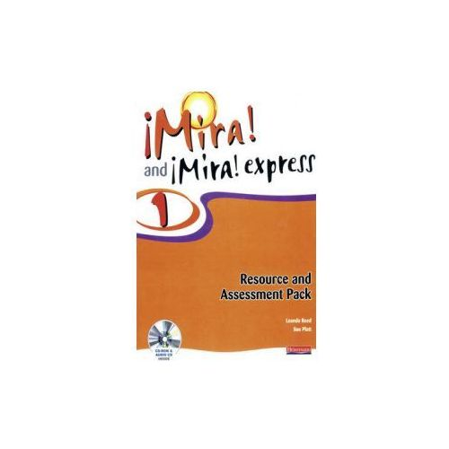 Mira and Mira Express Resource and Assessment Pack (9780435393489)