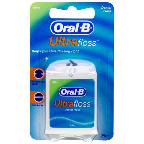 ultra floss nić dentystyczna dla początkujących 25m marki Oral-b