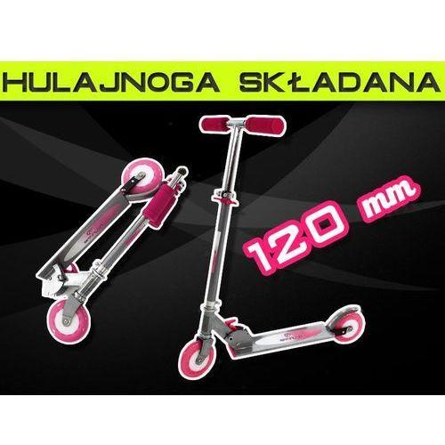 Hulajnoga dla dzieci Spartan 120 mm ze sklepu AllForYou.pl