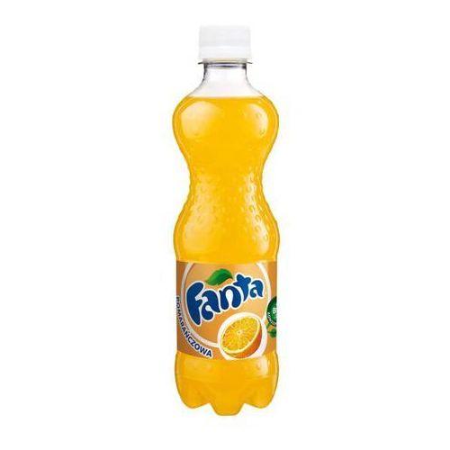 FANTA pomarańczowa 0,5l. - X07157, NB-3338