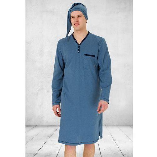 Koszula nocna męska bonifacy 358, M-max