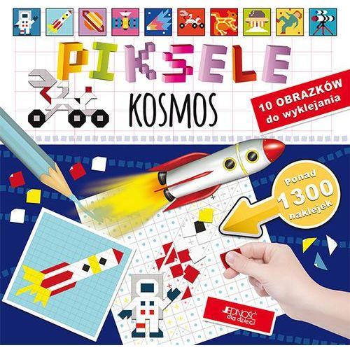 KOSMOS PIKSELE - Bogusław Nosek OD 24,99zł DARMOWA DOSTAWA KIOSK RUCHU (2017)