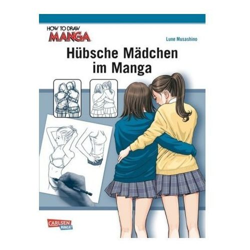 Hübsche Mädchen im Manga (9783551752567)