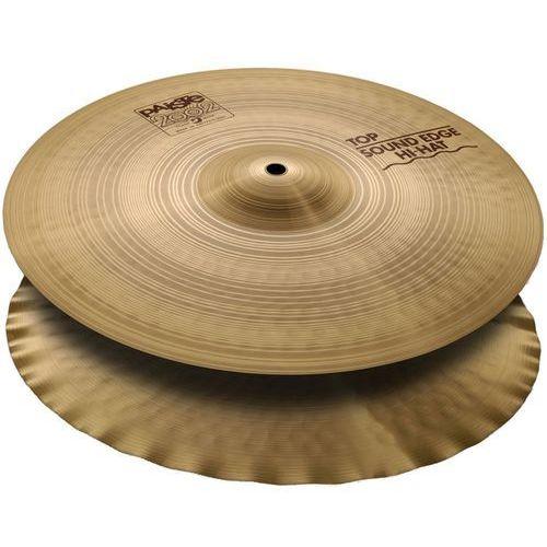Paiste 2002 sound edge hats 13'' 872.392
