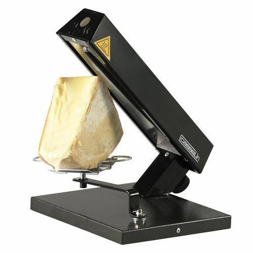 Raclette - na ćwiartki kręgów serowych | 600W | 230V | 242x285x(H)333mm