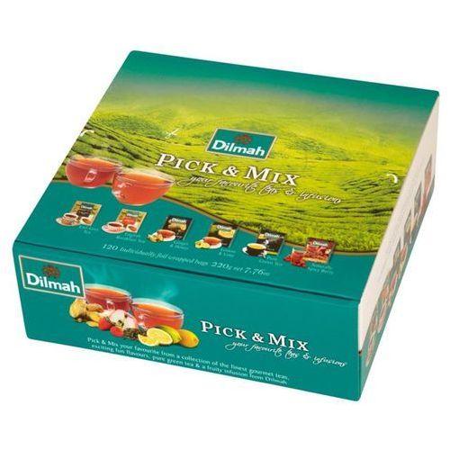 Dilmah Herbata eksp. pick 'n' mix 120 kopert (9312631144017)