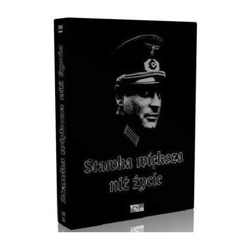 Film TELEWIZJA POLSKA S.A. Stawka większa niż życie (6 DVD)