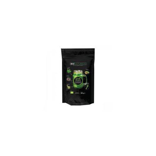 Mieszanka superfoods Green Detox BIO 400g (data ważności 30.06.2019)