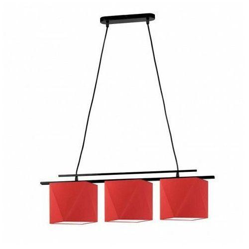 Lampa wisząca z geometrycznymi kloszami - EX290-Malibex - 18 kolorów do wyboru