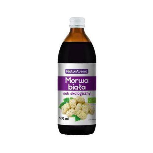 Naturavena 500ml sok z morwy białej bez dodatku cukru bio