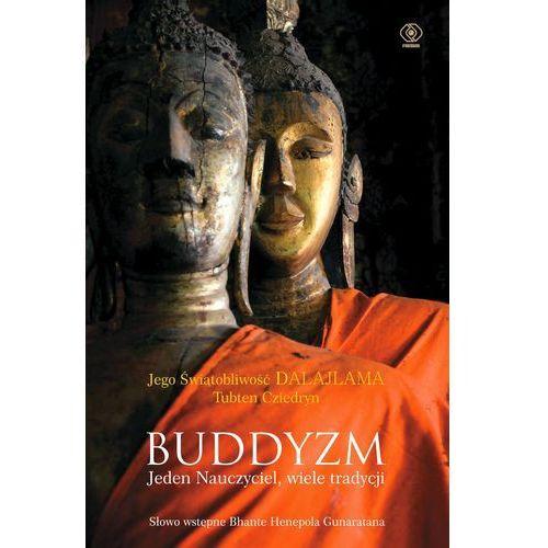 Buddyzm. Jeden nauczyciel, wiele tradycji, Rebis