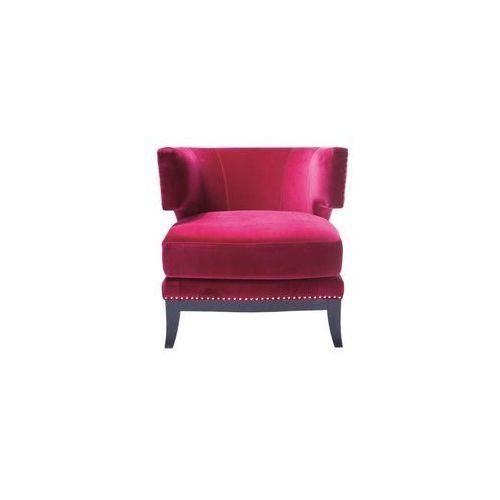 Kare Design Art Deco Fuchsia Fotel Różowy Tkanina (76113), marki Kare Design do zakupu w sfmeble.pl