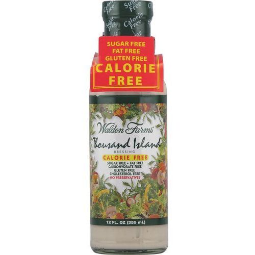 Dressing Zero WALDEN FARMS 1000 Wysp 355ml Najlepszy produkt