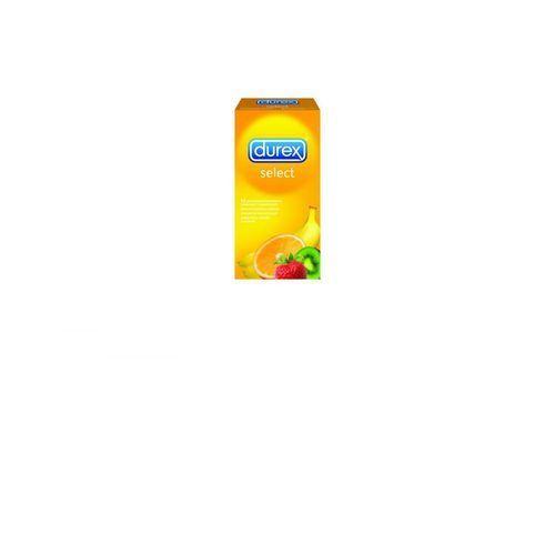 Durex prezerwatywy select 12 szt (5010232964594)