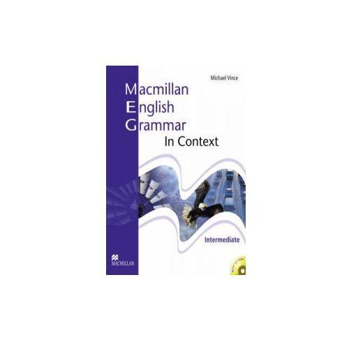 Macmillan English Grammar in Context Intermediate. Książka Bez Klucza + CD, oprawa miękka