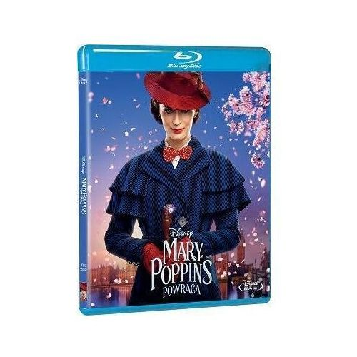 Rob marshall 'mary poppins powraca (płyta bluray) (7321941506974)