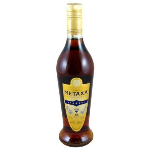 Brandy Metaxa 7* 0,7l (5202795130022)