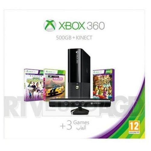 Microsoft Xbox 360 500GB z kategorii [konsole]