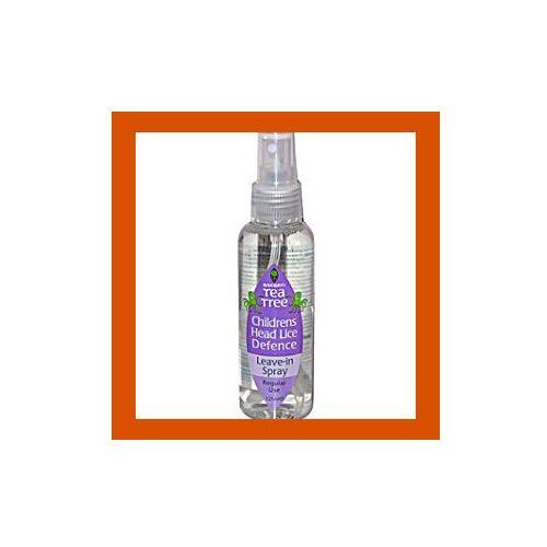 Escenti spray przeciw wszawicy z olejkiem z drzewa herbacianego 125 ml.