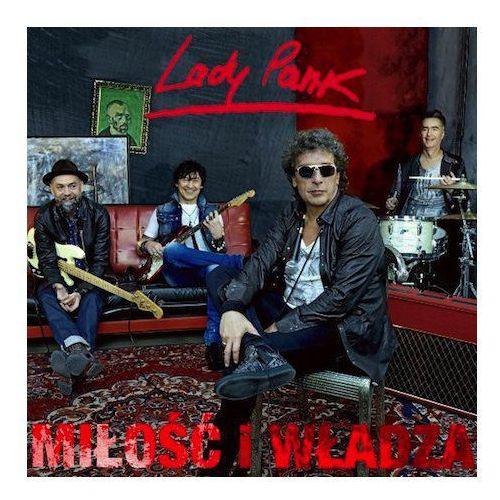 Lady Pank - Miłość i Władza [CD] Wydanie 1, 4788186