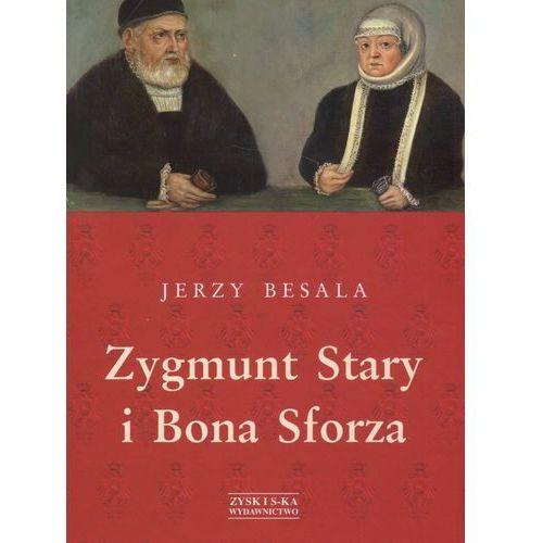 Zygmunt Stary i Bona Sforza, oprawa twarda