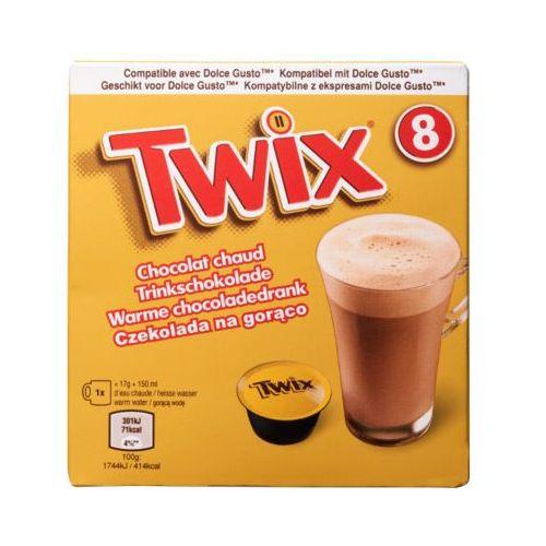 Twix 8szt czekolada na gorąco w kapsułkach marki Quest food