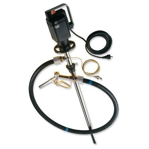 Lutz blades Pompa do beczek, elektryczna, do rozpuszczalników, zabezpieczenie przed eksplozj