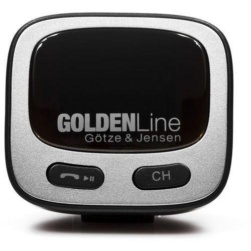 Transmiter FM GÖTZE & JENSEN Golden Line FT002 + Zamów z DOSTAWĄ JUTRO! + DARMOWY TRANSPORT! (5902686239734)