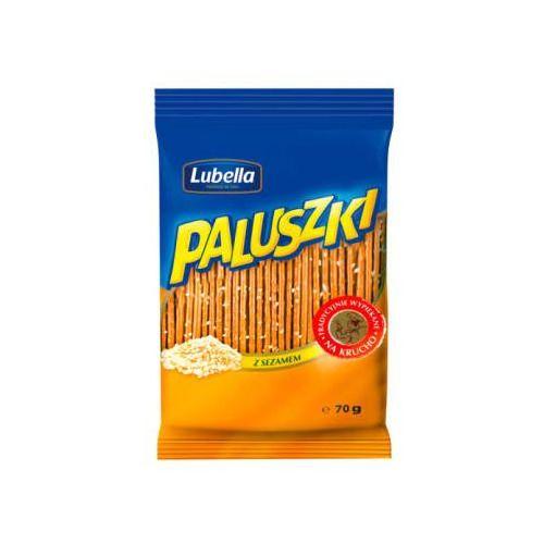 Lubella Paluszki z sezamem (5900049041031)