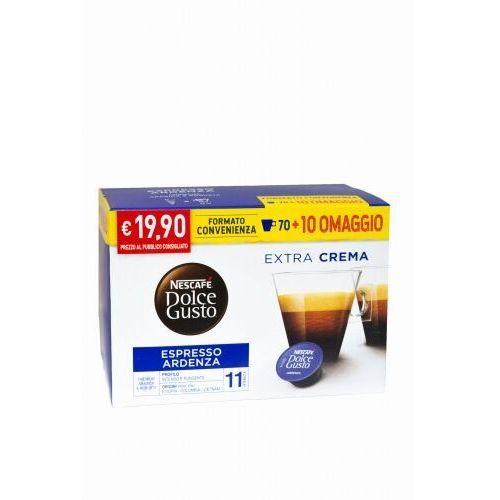 espresso ardenza 80 kapsułek marki Nescafe dolce gusto