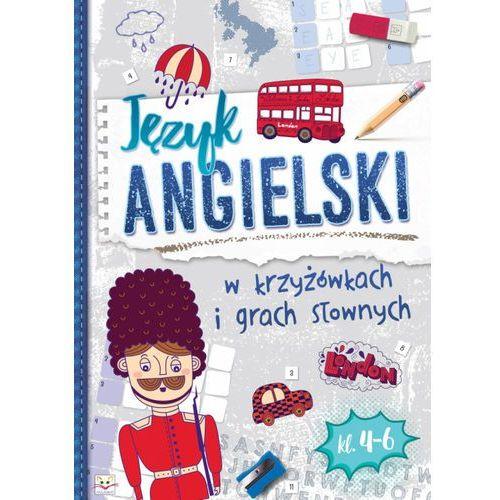Język angielski w krzyżówkach i grach słownych + zakładka do książki GRATIS (2016)