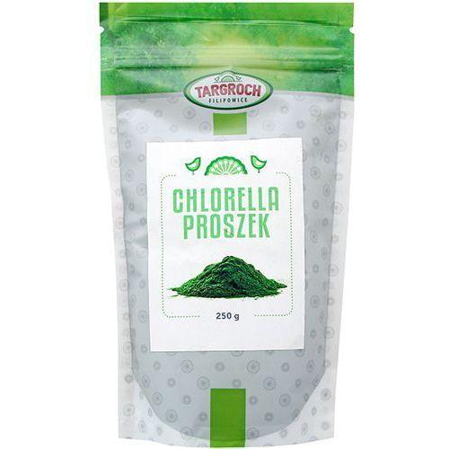 TARGROCH 250g Chlorella w proszku Suplement diety (5903229002860)