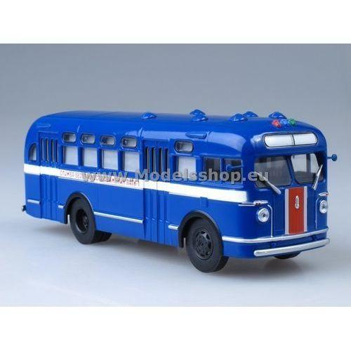 City Bus ZIS-155 Road Police (blue) - DARMOWA DOSTAWA!!! (5902002982511)