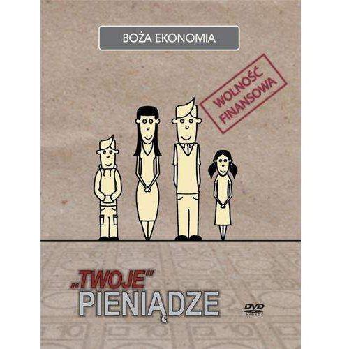 """TWOJE""""PIENIĄDZE - książka + 2 płyty DVD, praca zbiorowa"""