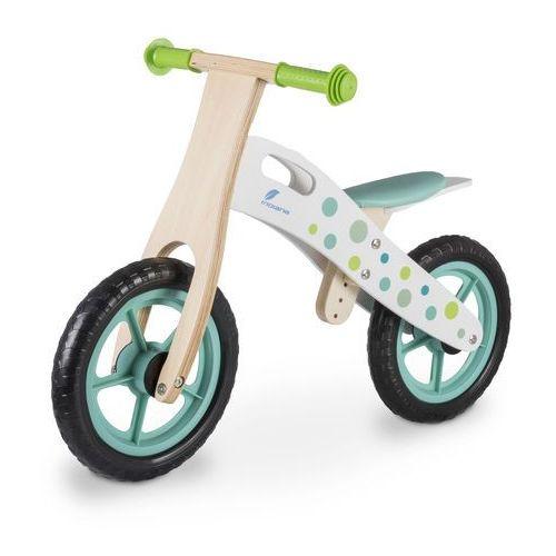 Indiana Rowerek biegowy drewniany zielony + zamów z dostawą jutro! + darmowy transport!