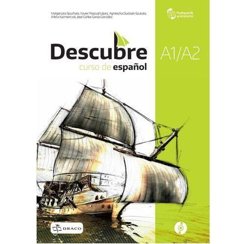 Descubre A1.2/A2 Podręcznik z CD (9788394133535)