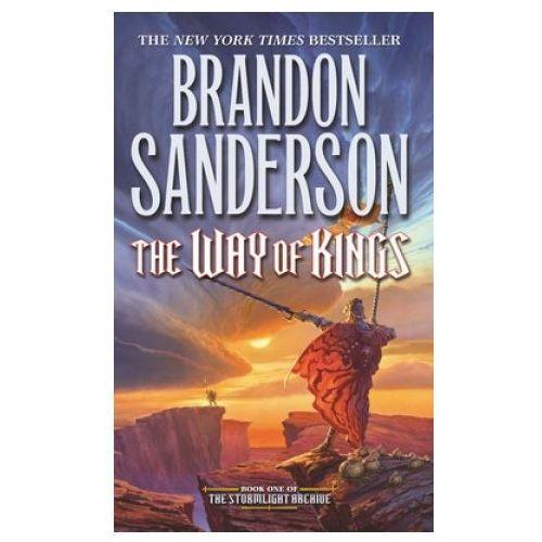 The Way of Kings. Der Pfad der Winde, englische Ausgabe (9780765365279)