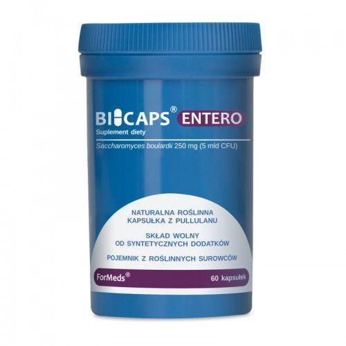 BICAPS ENTERO (drożdże Saccharomyces Boulardii ) - 60 porcji Formeds