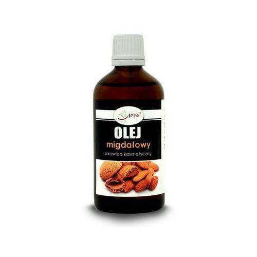 Vivio Olej ze słodkich migdałów rafinowany 100ml (5902115102301)