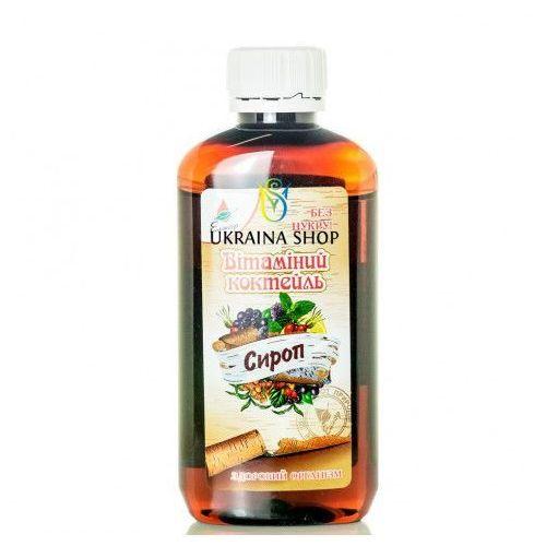 Syrop Witaminizujący, Eliksir 200 ml
