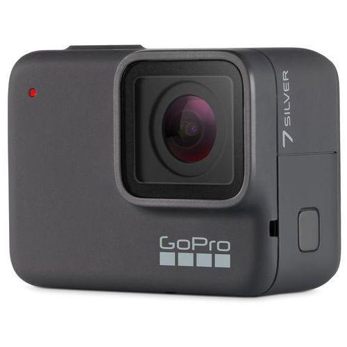 Kamera hero7 silver chdhc-601-rw marki Gopro