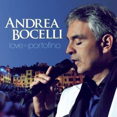 Love In Portofino (Polska cena) (DVD Dual Layer) - Andrea Bocelli (Płyta CD) (0602537602896)